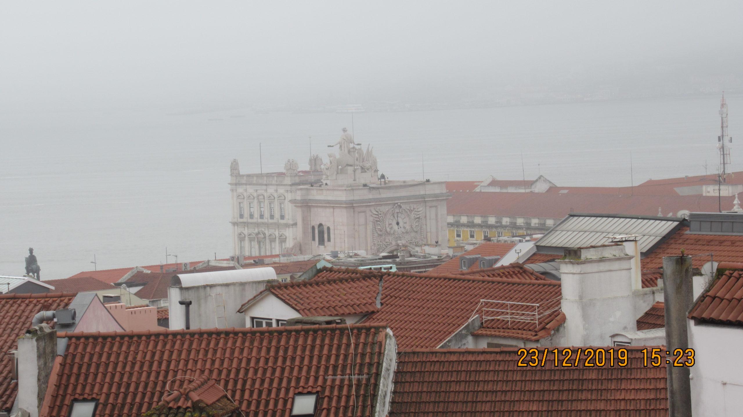 Лиссабонские заметки. Смотровые площадки.