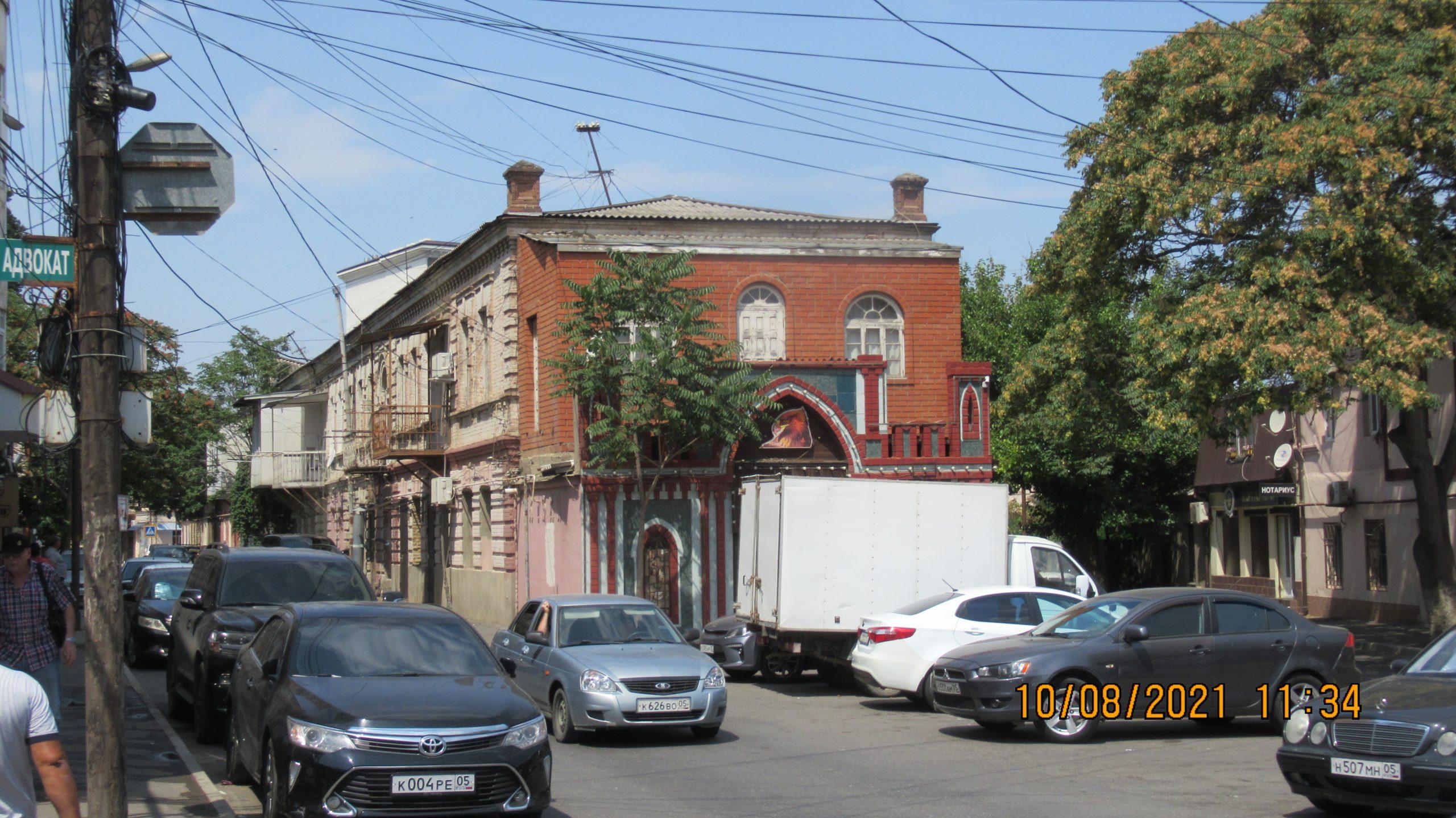 Заметки о Дагестане. Местные водители и общественный транспорт.